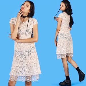 Unif Bud Dress NWT